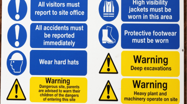 Maintaining Health and Safety on Construction Projects